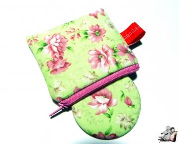 Taschenspiegel-Set *rose garden* ♥ Mäusewerkstatt ♥