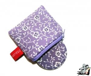 Taschenspiegel-Set *Lavendelduft* ♥Mäusewerkstatt♥  - Handarbeit kaufen