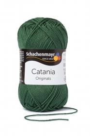 Farbe 419 tannenbaum Catania (von Schachenmayr) 100% Baumwolle ♥Mäusewerkstatt♥