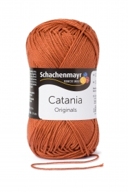 Farbe 426 fuchs Catania (von Schachenmayr) 100% Baumwolle ♥Mäusewerkstatt♥
