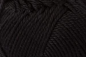 Catania No. 110 schwarz (von Schachenmayr) 100% Baumwolle ♥Mäusewerkstatt♥
