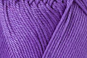 Catania No. 113 violett (von Schachenmayr) 100% Baumwolle ♥Mäusewerkstatt♥