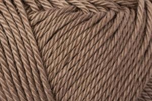 Catania No. 254 taupe (von Schachenmayr) 100% Baumwolle ♥Mäusewerkstatt♥