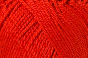 Catania No. 115 signalrot (von Schachenmayr) 100% Baumwolle ♥Mäusewerkstatt♥
