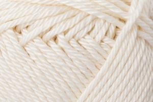 Catania No. 130 creme (von Schachenmayr) 100% Baumwolle ♥Mäusewerkstatt♥