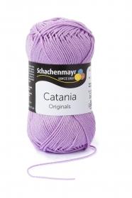 Farbe 226 flieder Catania (von Schachenmayr) 100 % Baumwolle ♥ Mäusewerkstatt ♥