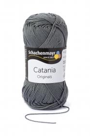 Farbe 242 stein Catania (von Schachenmayr) 100 % Baumwolle ♥ Mäusewerkstatt ♥