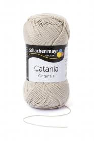 Farbe 248 leinen Catania (von Schachenmayr) 100 % Baumwolle ♥ Mäusewerkstatt ♥