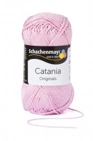 Farbe 246 rosa Catania (von Schachenmayr) 100 % Baumwolle ♥ Mäusewerkstatt ♥