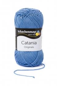 Farbe 247 wolke Catania (von Schachenmayr) 100 % Baumwolle ♥ Mäusewerkstatt ♥