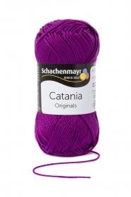 Farbe 282 phlox Catania (von Schachenmayr) 100 % Baumwolle ♥ Mäusewerkstatt ♥