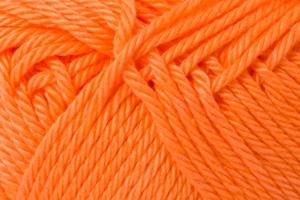 Catania No.386 orangelachs 100% Baumwolle (von Schachenmayr) ♥Mäusewerkstatt♥