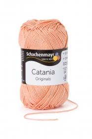 Farbe 401 aprikose Catania (von Schachenmayr) 100 % Baumwolle ♥ Mäusewerkstatt ♥