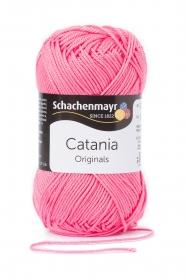 Farbe 225 pink Catania (von Schachenmayr) 100 % Baumwolle ♥ Mäusewerkstatt ♥