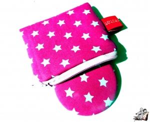 Taschenspiegel-Set *Sternchen* pink ♥Mäusewerkstatt♥
