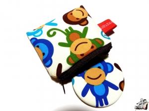Taschenspiegel-Set *monkeys* ♥Mäusewerkstatt♥