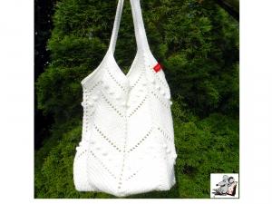 Markttasche Einkaufsbeutel Strandtasche *Zero Waste* gehäkelt *natur* 100% Baumwolle ♥Mäusewerkstatt♥
