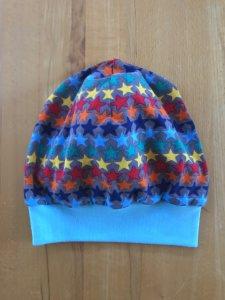 Mütze Sterne Gr. 53