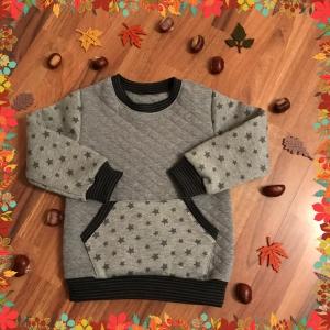 Sweatshirt Sterne Gr.104