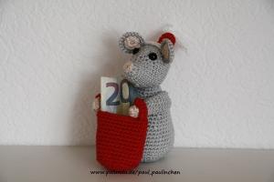 Ein paar Mäuse zum Geburtstag, oder zur bestandenen Prüfung bei Paul & Paulinchen