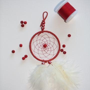Mini-Traumfänger ♡ Sternzeichen ♡ Wasserzeichen, Feuerzeichen, Luftzeichen ♡ als Glücksbringer