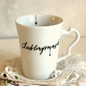 lieblingsmensch. tasse.
