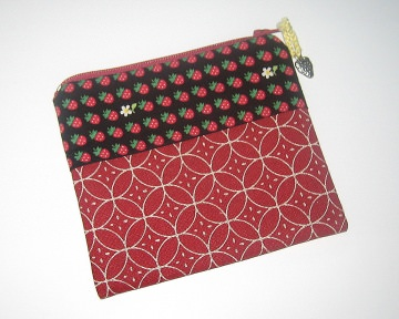 Mäppchen, Reißverschluss-Etui  für Kosmetik und andere Kleinigkeiten, so praktisch für die Handtasche (Kopie id: 49293) (Kopie id: 49296) (Kopie id: 5507
