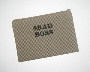 4RAD BOSS-Etui, Unikat aus hochwertigen Baumwollstoffen mit Innenfutter und Reißverschluss - Handarbeit kaufen