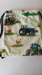 Turnbeutel für Kinder, Rucksack