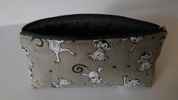 Mäppchen, Stiftetasche, Tasche für Krimskrams, Schminktasche, Kosmetiktasche (Kopie id: 16574) (Kopie id: 16581)