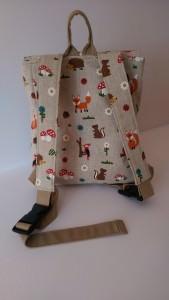 Rucksack genäht für Kinder