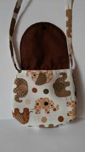 Kindertasche aus Baumwollstoff