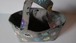 Kindertasche aus Baumwollstoff in Handarbeit genäht