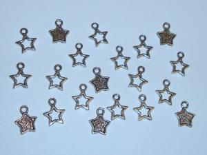 20 Metallanhänger