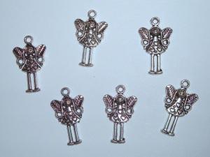 6 Charms/Metallanhänger