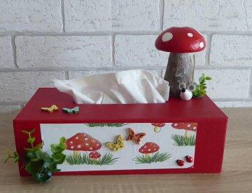 Taschentuch-/Kosmetiktuchbox - Flipi