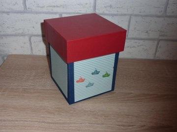 Geldgeschenkverpackung - Aquariumlandschaft - Handarbeit kaufen