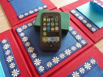 Geldgeschenkverpackung - Handy