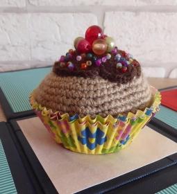 Geldgeschenkverpackung - Cupcake