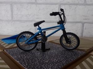 Handgefertigte Geldgeschenkverpackung Fahrrad