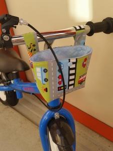 Handgefertigt Lenkertasche Laufradtasche Utensilo Auto Straßen Geschenk