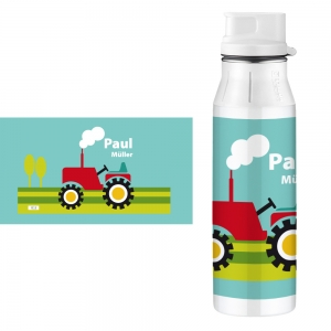 Edelstahlflasche verschiedene Fahrzeuge (alfi)