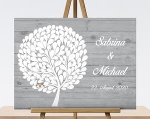 Hochzeitsgeschenk, Wedding Tree, Gästebuch, Geburtstagsgeschenk  (Kopie id: 100211135)