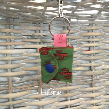 Anhänger Einkaufswagenchip Chip Kaktus Kakteen