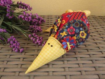 Lavendelmaus ★Flowers& Stripes★ ein Lavendelsäckchen mit Ohren