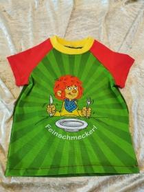 T-Shirt ´Pumuckl´ Gr. 86/92 - Handarbeit kaufen