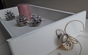 Shabby romantische Schublade Rosenträumchen