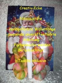 Creativ-Ecke Nikolaustüte für alle Strickbegeisterten versand erfolgt am 28.11.18