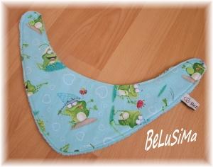 ♥ Kuscheliges Baby Halstuch ♥ 6-9 Monate ♥ Herbst ♥ Winter ♥ kuschlig und warm ♥ Handgenäht von Belusima