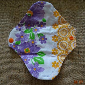 Waschbare Slipeinlagen aus Baumwolle 6er pack - Handarbeit kaufen